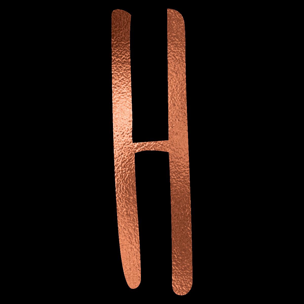 Alphabet_Am_Foil_Copper_Cap_H