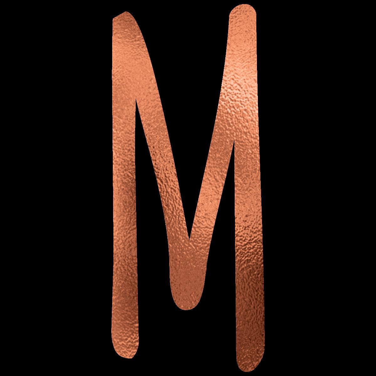 Alphabet_Am_Foil_Copper_Cap_M