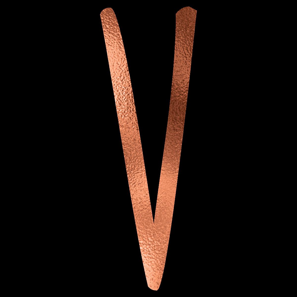 Alphabet_Am_Foil_Copper_Cap_V