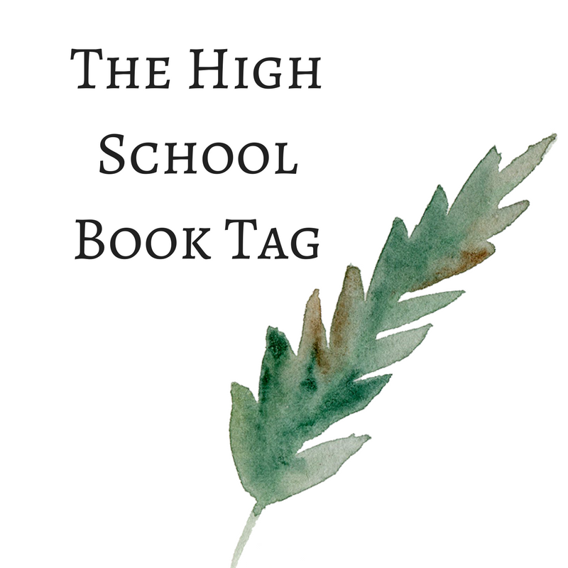 The High SchoolBook Tag