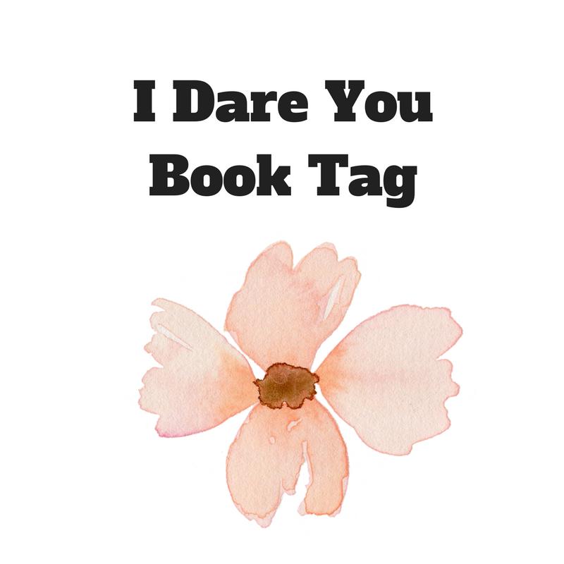 I Dare You Book Tag