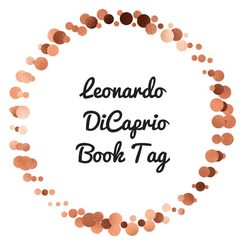 Leonardo DiCaprio Book Tag