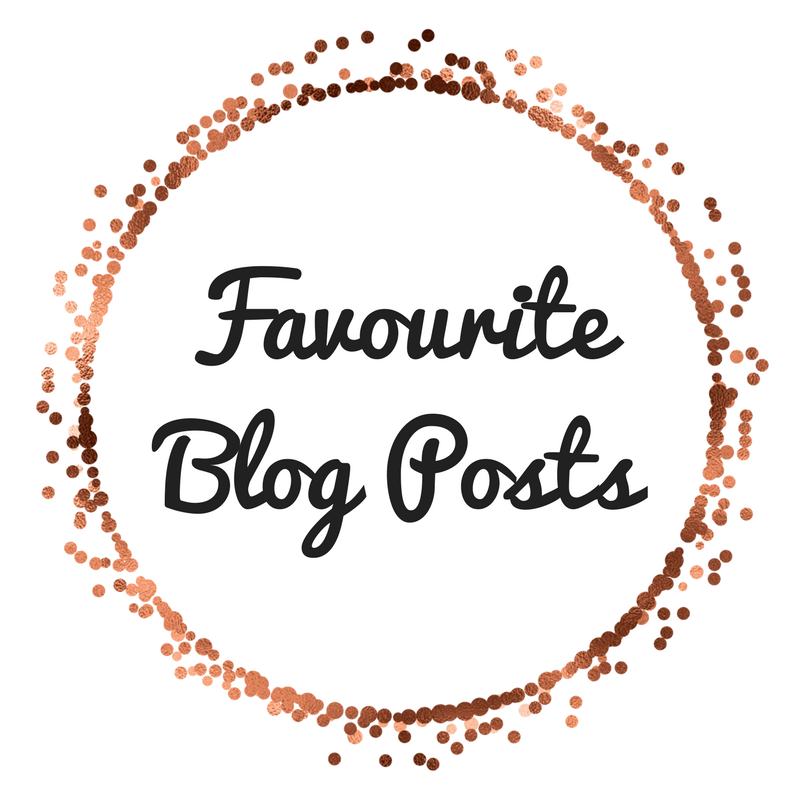 Favourite Posts of the Month
