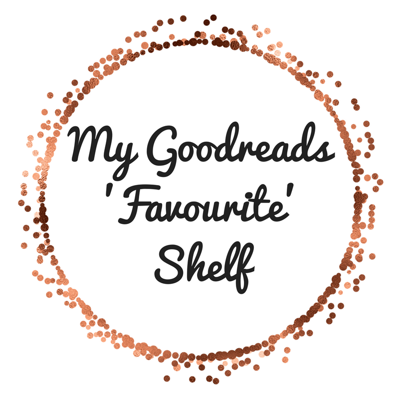 My Goodreads 'Favourite' Shelf (Part 2)