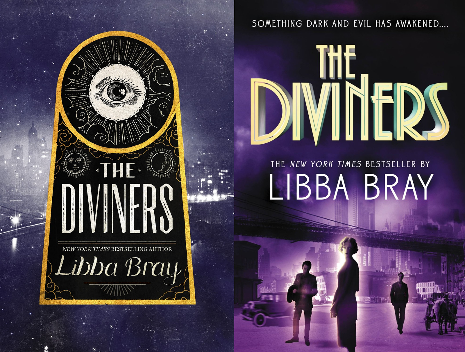 Image result for the diviners cover change