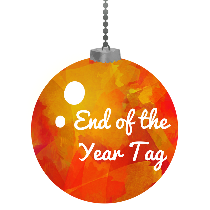 End of theYear Tag
