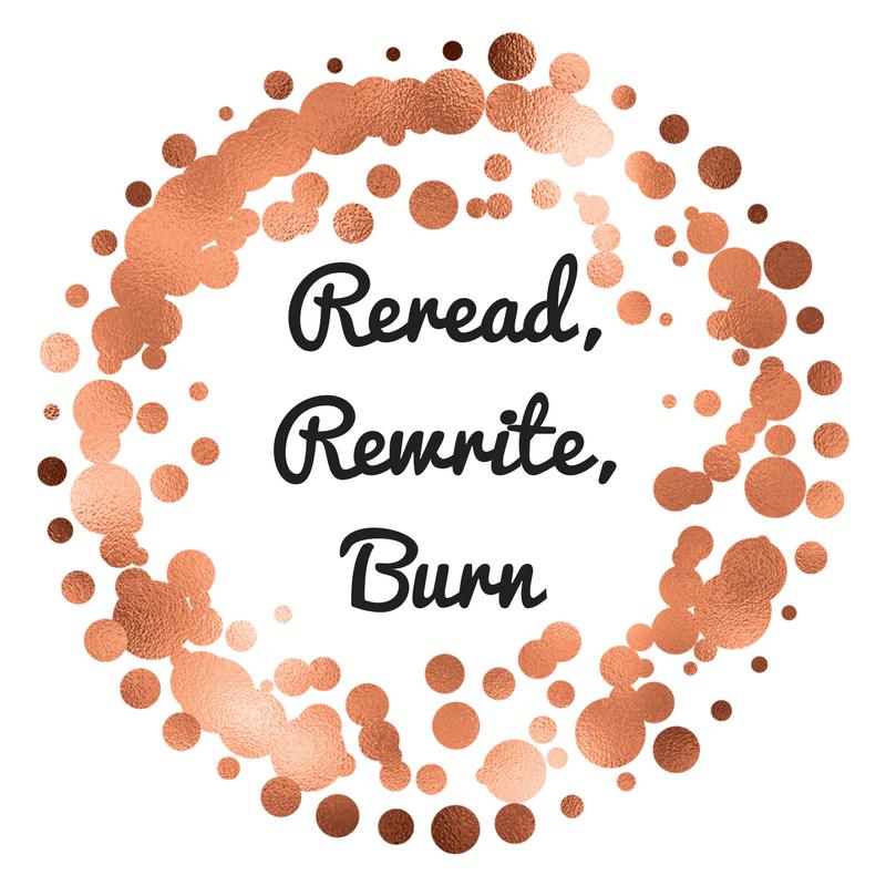 Reread,Rewrite,Burn