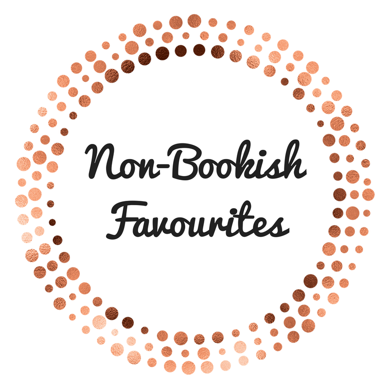 August Non-Bookish Favourites