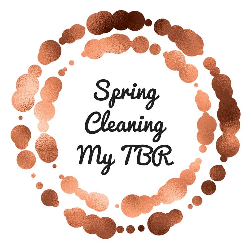 SpringCleaningMy TBR