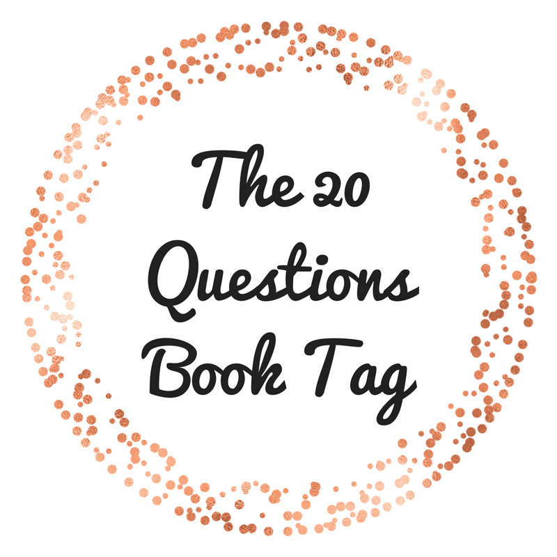 The 20QuestionsBook Tag