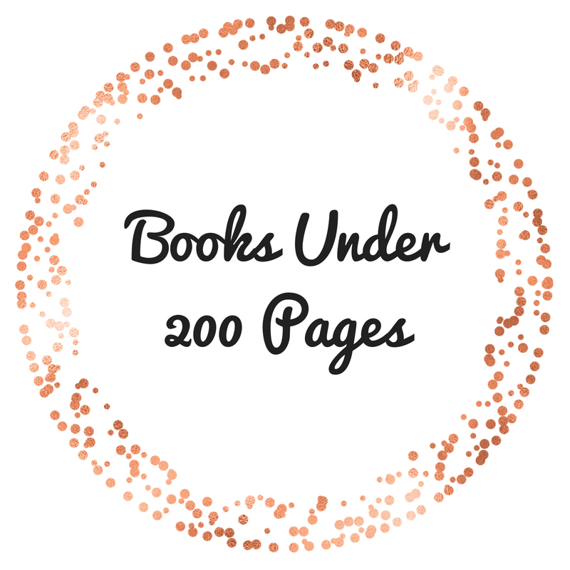 Books I Love Under 200 Pages