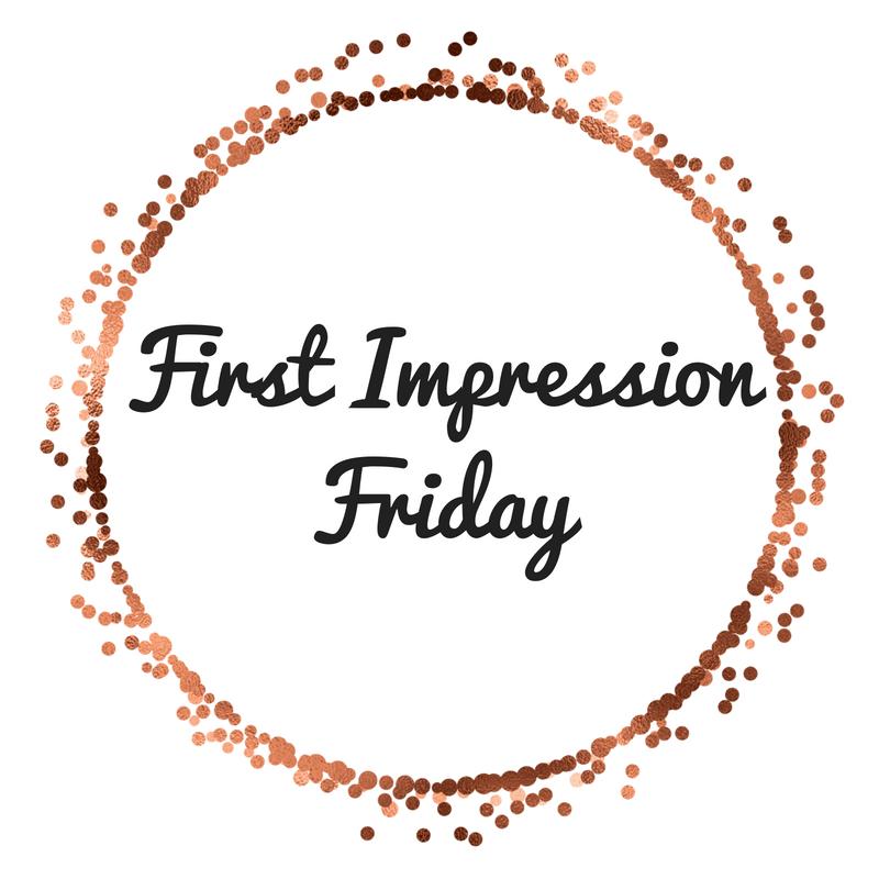 First Impression Friday- Melmoth