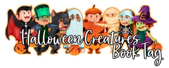 Halloween Creatures Book Tag