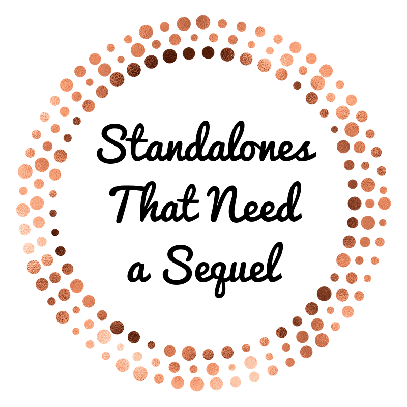 Standalones Books That Need a Sequel