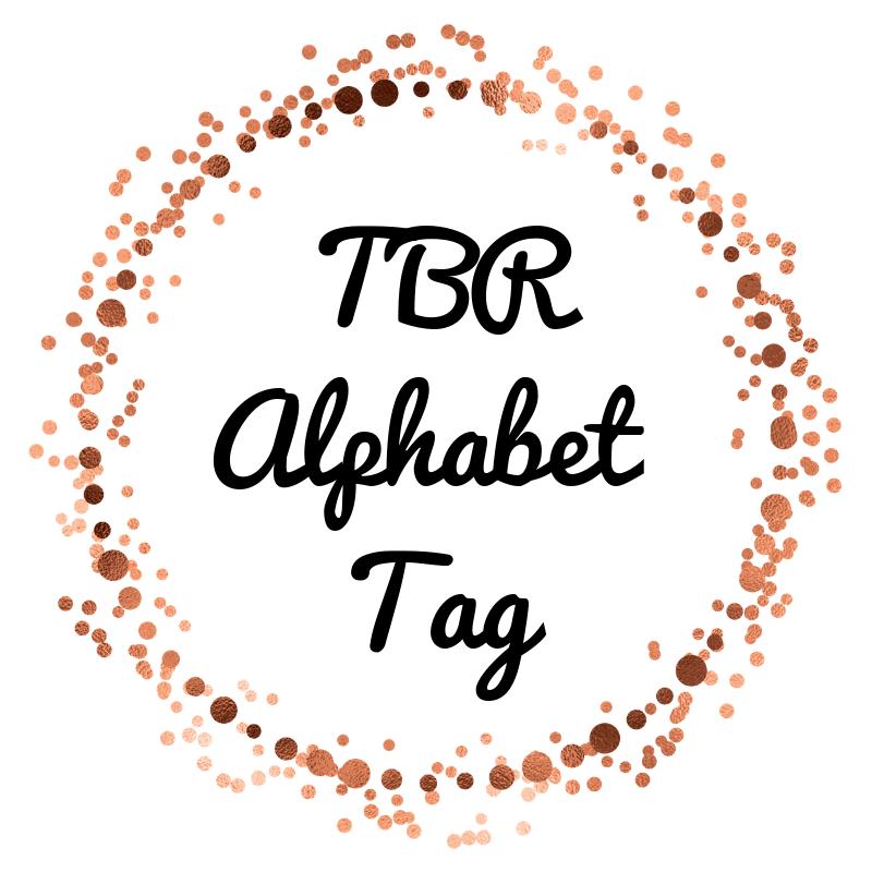 TBR Alphabet Tag