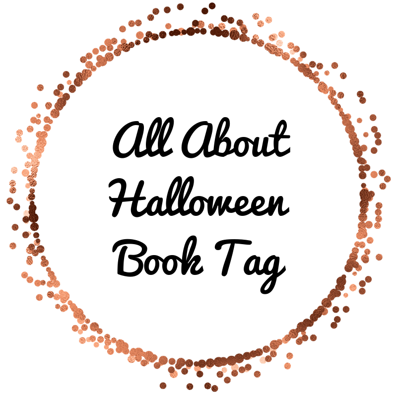 All About Halloween Book Tag