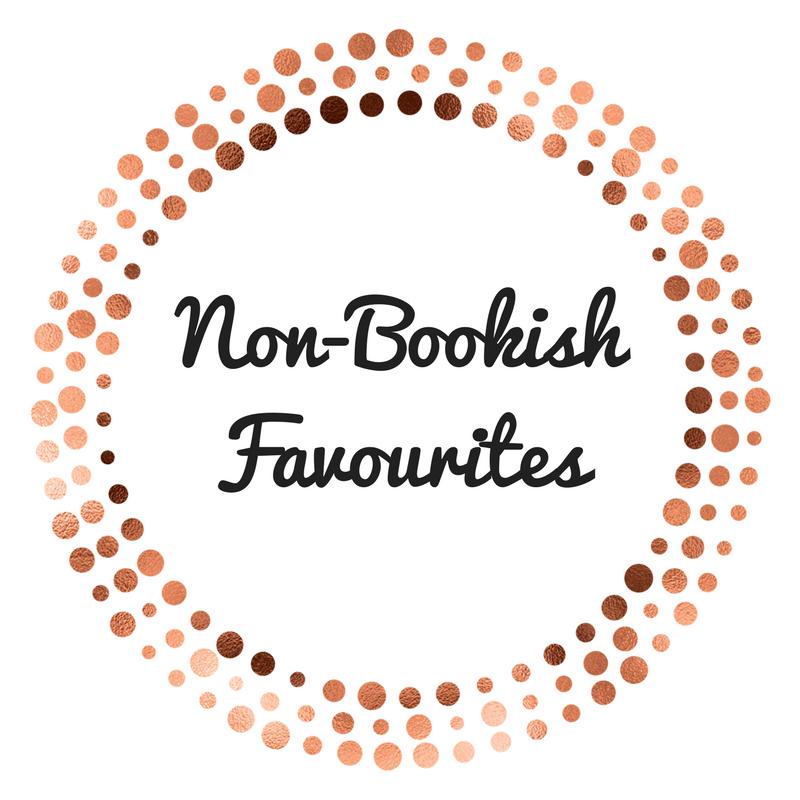 January Non-Bookish Favourites