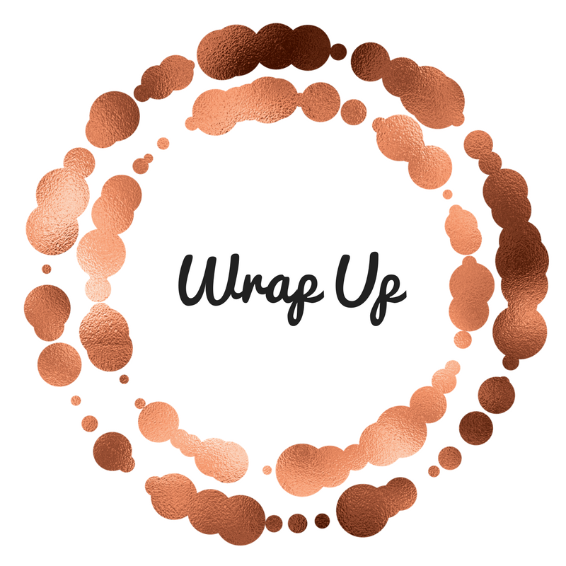 November Wrap Up (Blogmas Day One)