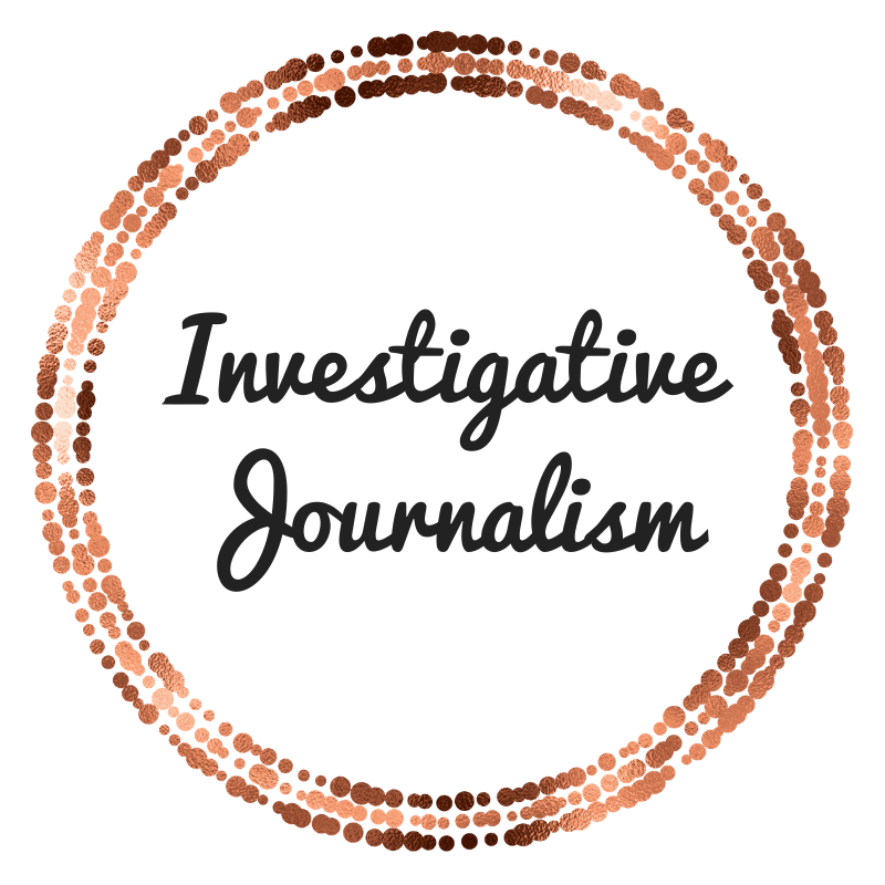 My Favourite Investigative Journalism Books
