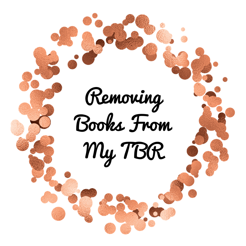 Removing Books From My TBR #2 (Blogmas Day Two)