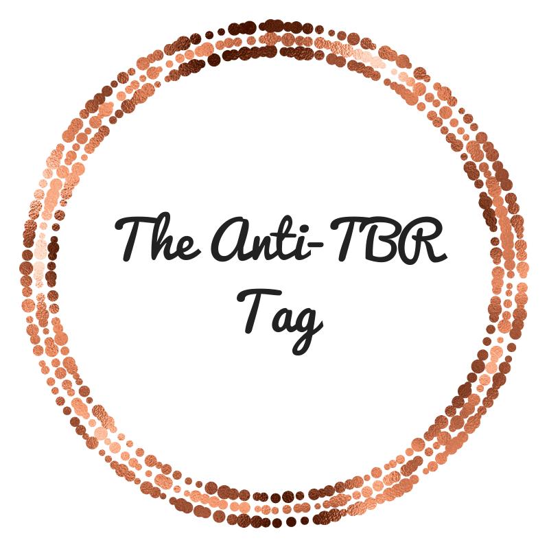 The Anti-TBR Tag