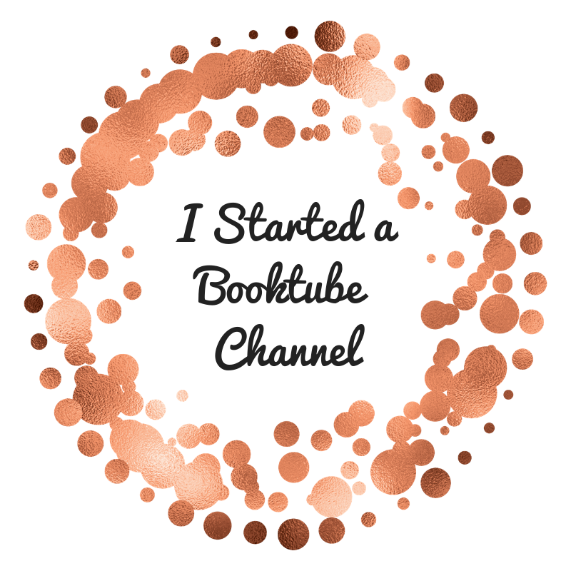 I Started a Booktube Channel