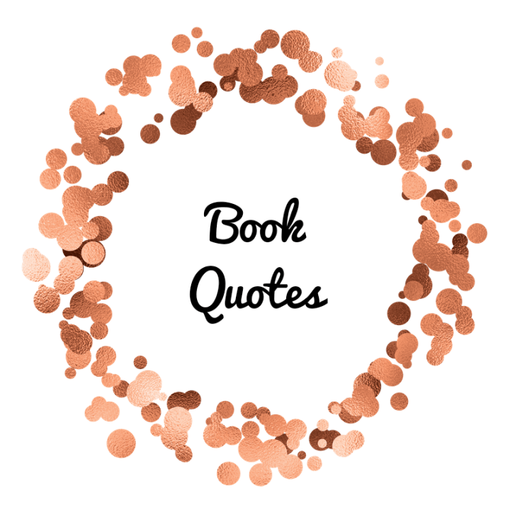 Quotes From My Last Five Books
