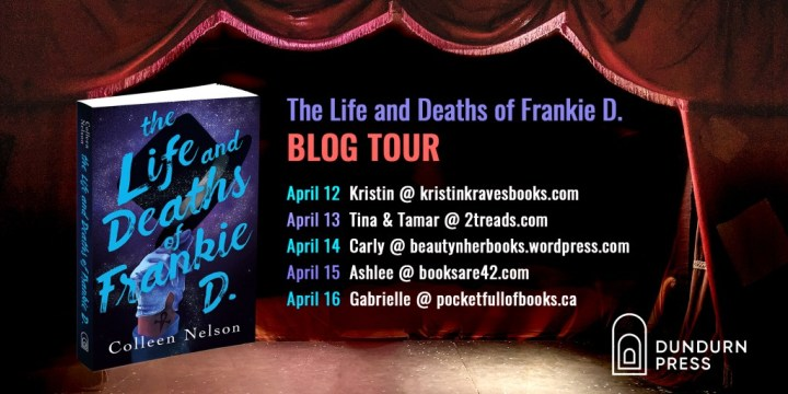 Blog Tour- The Life and Death of Frankie D.