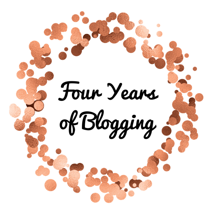 Celebrating Four Years of Blogging with a Q&A