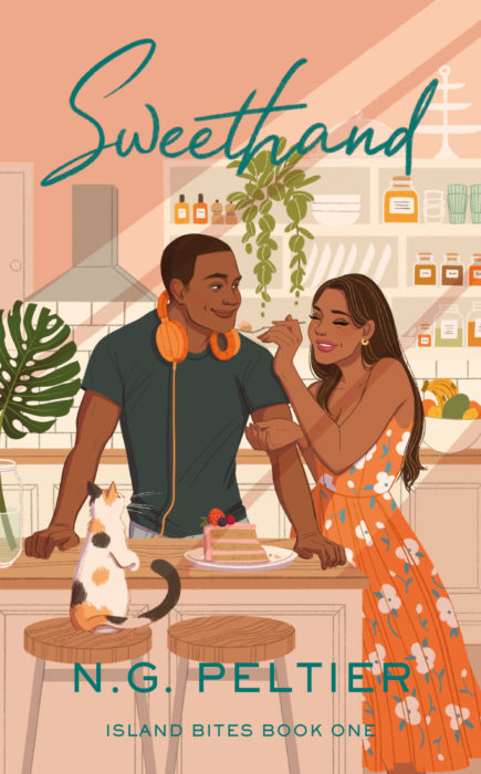 Sweethand Book Cover