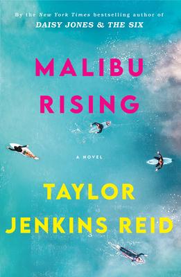 Malibu Rising Book Cover