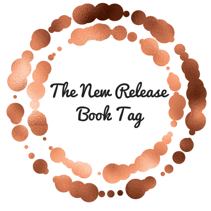 The New Release Book Tag