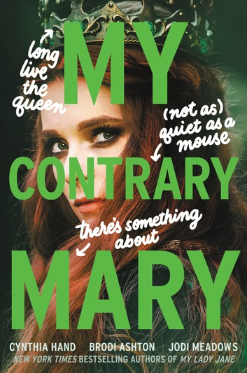 My Contrary Mary Book Cover