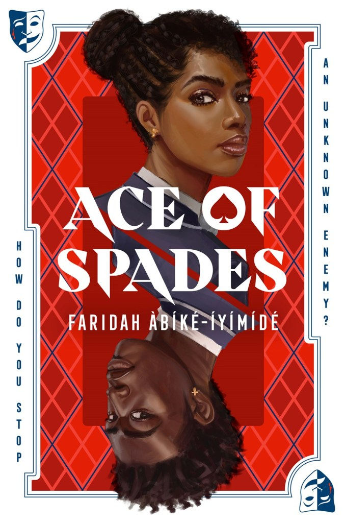 Ace of Spades book cover