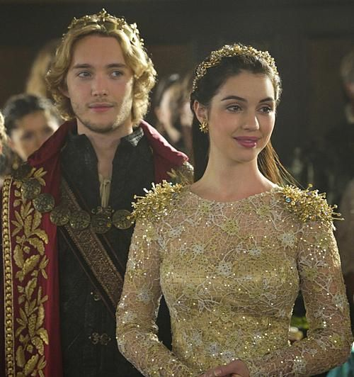 Mary and Francis from Reign
