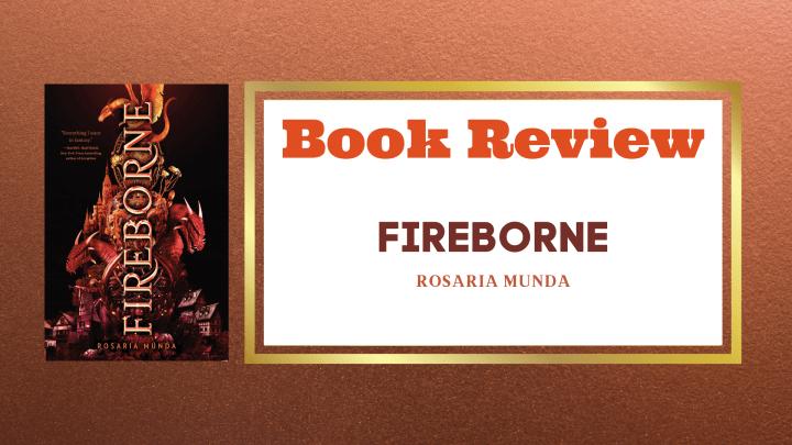 Review- Fireborne