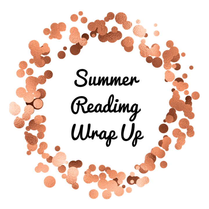 Summer Reading Wrap Up | Did I Read the Books on My Summer TBR?