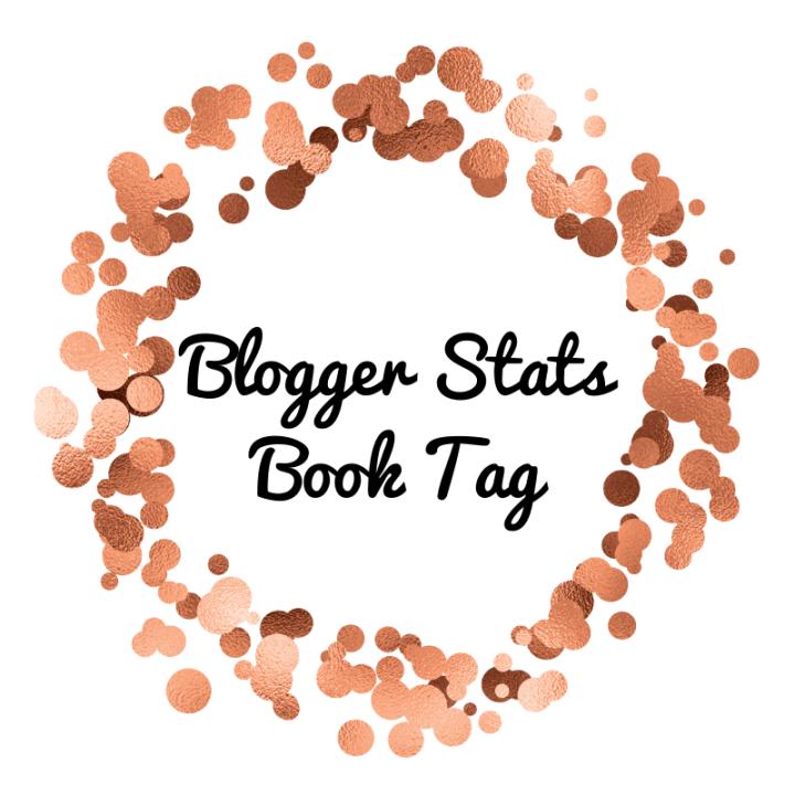 Blogger Stats Book Tag