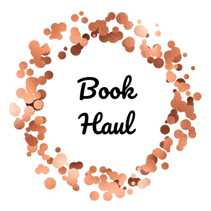 A Long-Awaited Book Haul